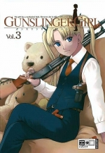 Gunslinger Girl: Vol. 3