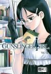 Gunslinger Girl: Vol. 4