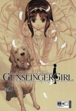 Gunslinger Girl: Vol. 9