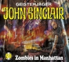 Geisterj�ger John Sinclair 50: Zombies in Manhattan (H�rspiel)